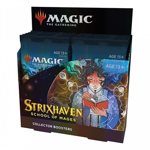 Strixhaven: School of Mages - Collector Booster - Magic The Gathering (Англ)