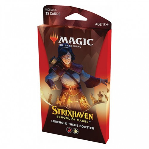 Strixhaven: School of Mages - Lorehold Theme Booster - Magic The Gathering (Англ)
