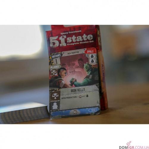 51st State: Master Set - Allies