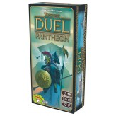 7 Wonders: Duel - Pantheon, доповнення