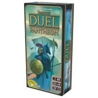7 Wonders: Duel - Pantheon, дополнение