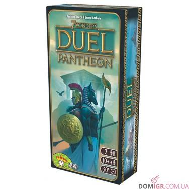 7 Wonders: Duel - Pantheon (англ)
