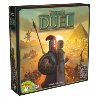 7 Wonders: Duel (франц.)