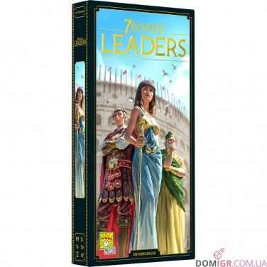 7 Wonders: Second Edition – Leaders