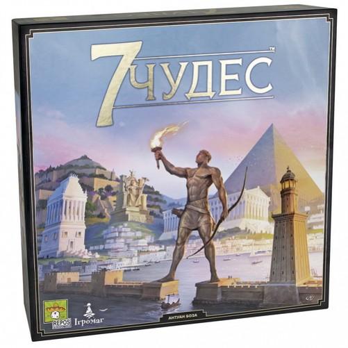 7 Чудес: 2-ге видання (Укр)