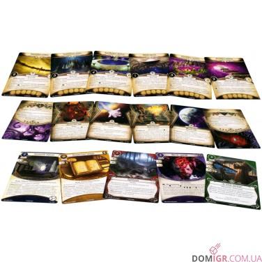 Ужас Аркхэма: Карточная игра – Нарушенный круг – Перед чёрным престолом