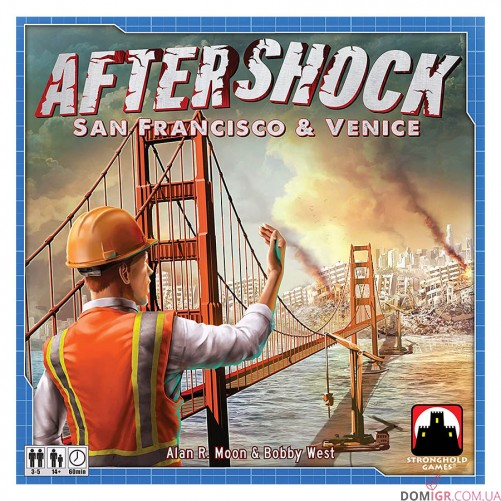 Aftershock: San Francisco & Venice
