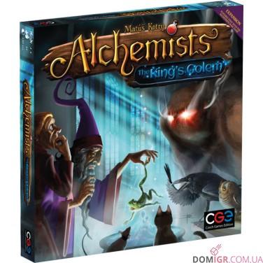 Alchemists: The KIng's Golem, дополнение