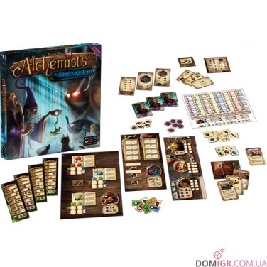 Alchemists: The KIng's Golem, дополнение