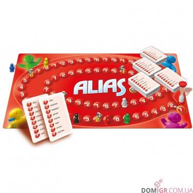 Alias: Гра в пояснення слів (УКР)