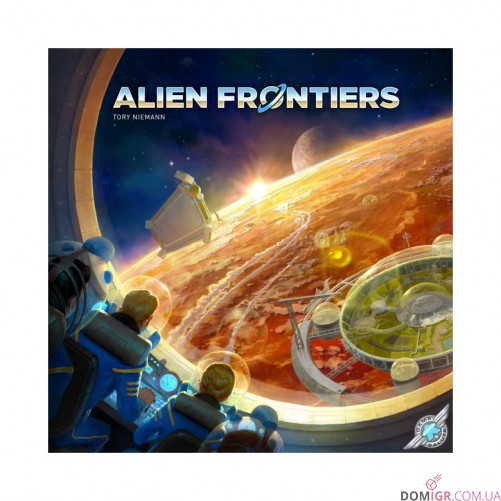 Alien Frontiers 5th Edition