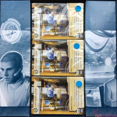Android: Netrunner – Data and Destiny Deluxe Expansion