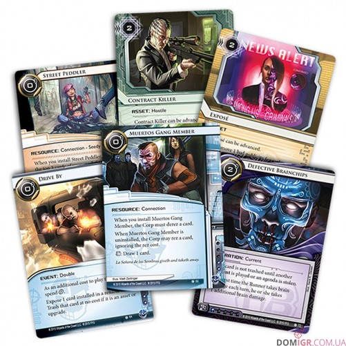 Android: Netrunner LCG Revised Core Set