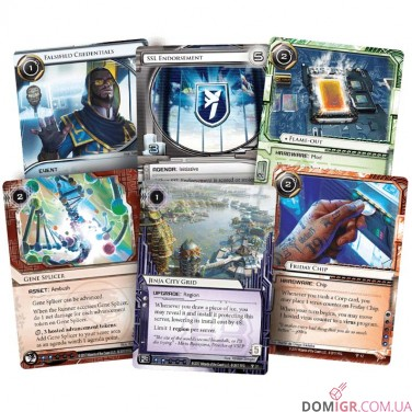 Android: Netrunner – Sovereign Sight