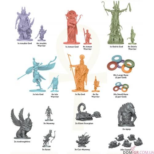 Анкх. Боги Єгипту