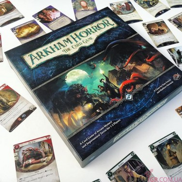 Arkham Horror: The Card Game