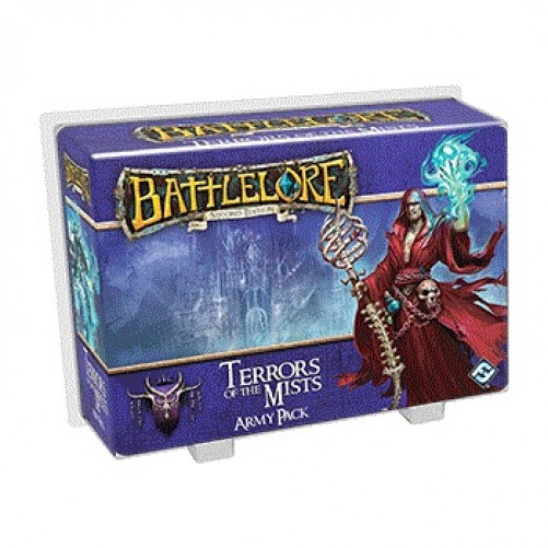 BattleLore Second Edition: Terrors of the Mists Army Pack