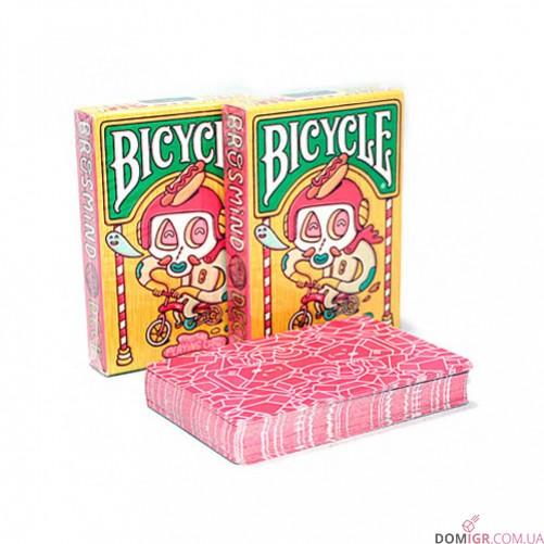 Карты Bicycle Brosmind