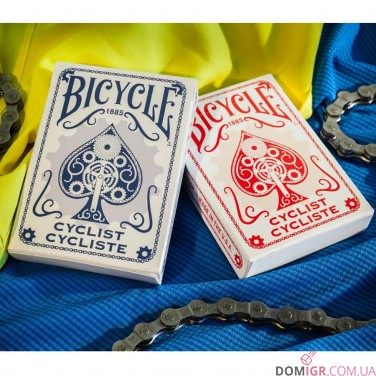 Карты Bicycle Cyclist