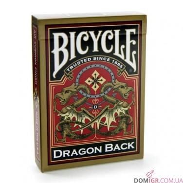 Карты Bicycle Dragon Back