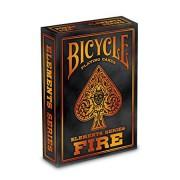 Карты Bicycle Fire