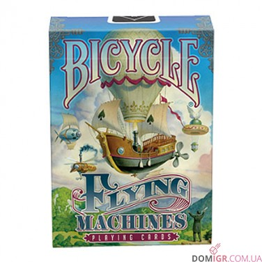 Карты Bicycle Flying Machines