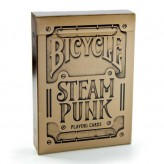 Карты Bicycle Steampunk Gold