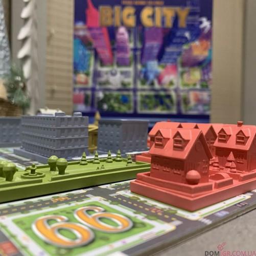 Big City: 20th Anniversary Jumbo Edition!