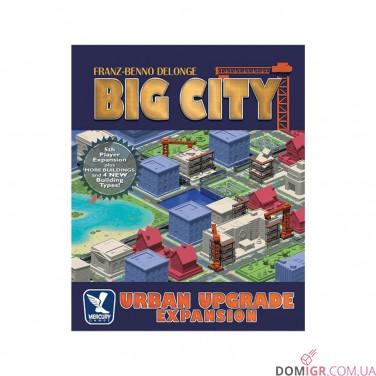 Big City: 20th Anniversary Jumbo Edition – Urban Upgrade