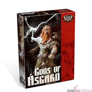 Кровь и Ярость: Боги Асгарда