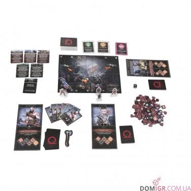 Бог войны: Карточная игра