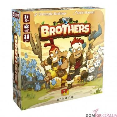 <b>Настольная игра</b> Братья - купить, цена, отзывы, правила | Купить ...