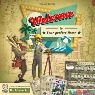 Welcome To...: Outbreak Thematic Neighborhood