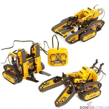 Робот -конструктор 3 в 1