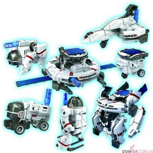 Робот-конструктор Космопарк 7 в 1