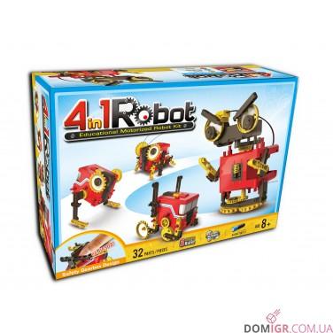 Робот - конструктор  4 в 1