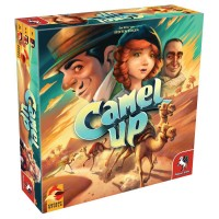 Camel Up 2nd Edition