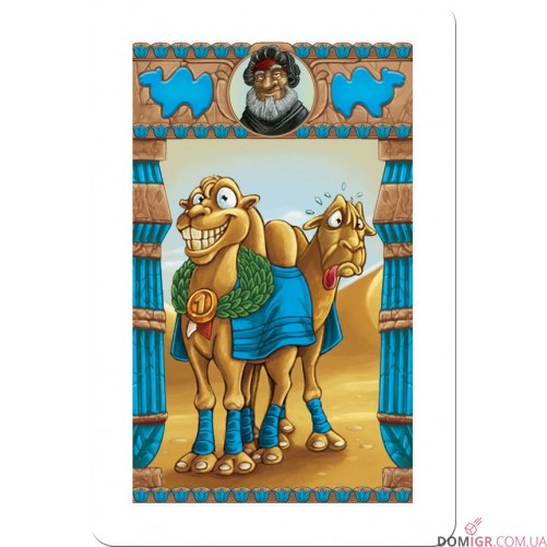 Camel Up По верблюдам!