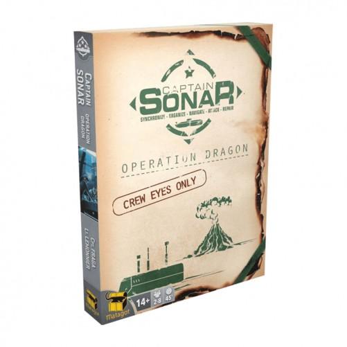 Captain Sonar: Operation Dragon (Upgrade 2)