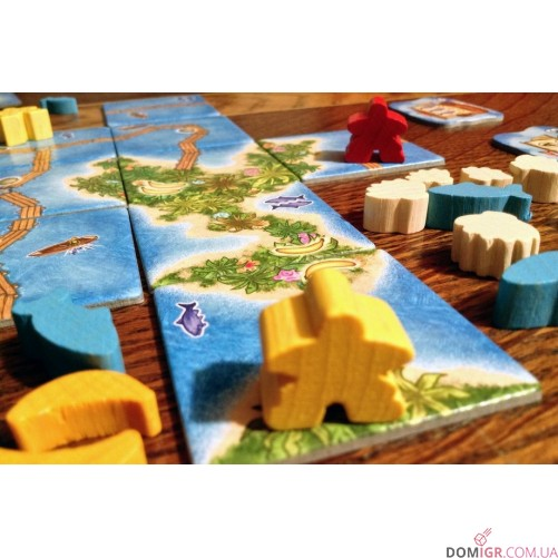 Каркассон: Южные моря