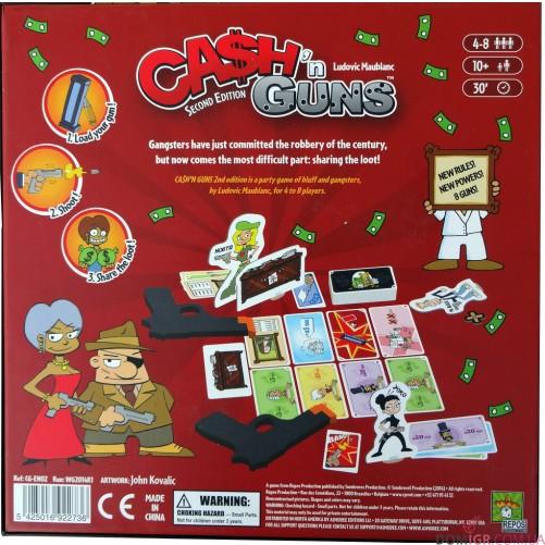 Cash'n Guns Second Edition