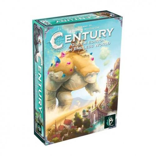Century: Golem Edition – An Endless World