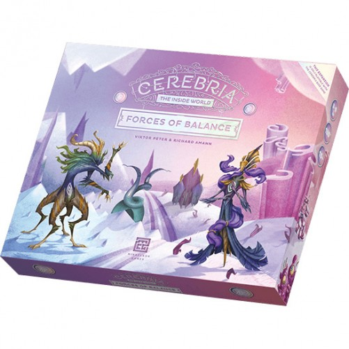 Cerebria: The Inside World – Forces of Balance