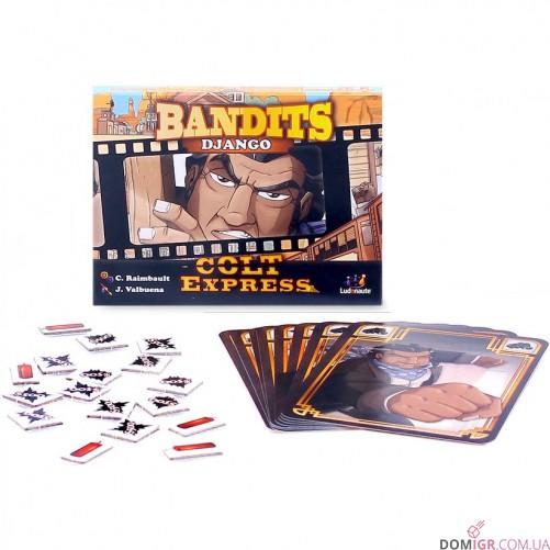 Colt Express: Bandits – Django