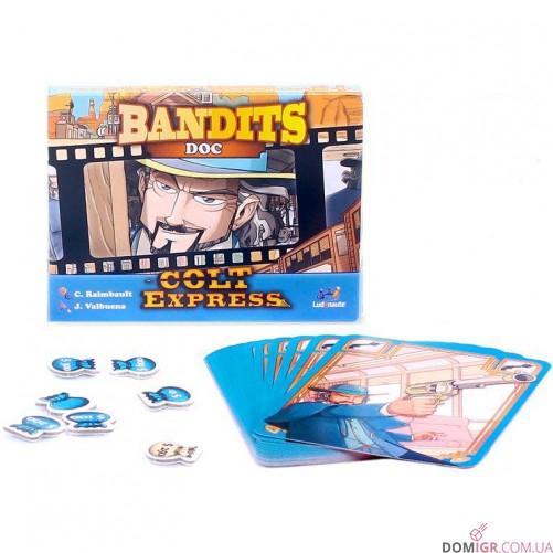 Colt Express Bandits – Doc