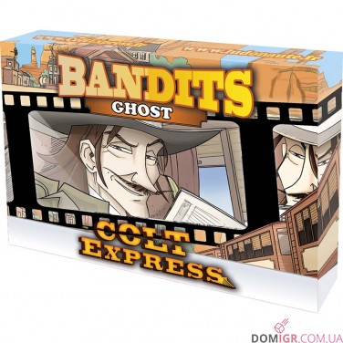 Colt Express Bandits – Ghost