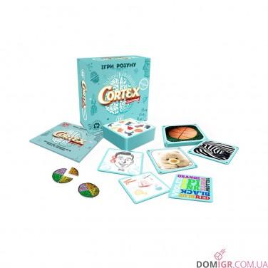 Кортекс: Ігри розуму (УКР)