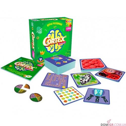 Кортекс 2 для дітей (УКР)