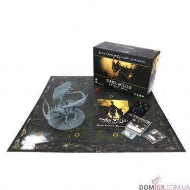 Dark Souls: The Board Game – Black Dragon Kalameet Boss Expansion