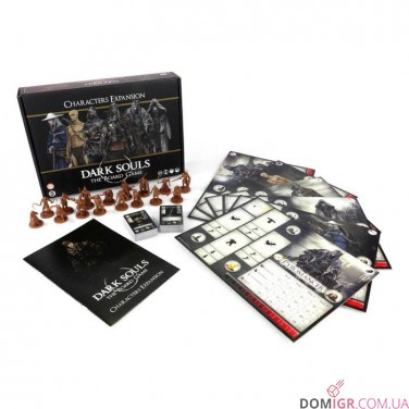 Dark Souls: The Board Game – Characters Expansion